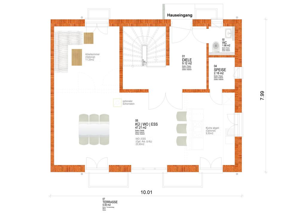 Bauunternehmung GmbH - Projektbeispiele
